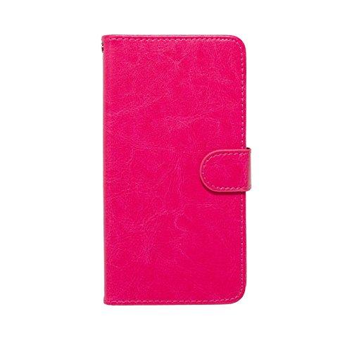 Flipcase Pink für Oukitel K6000 Plus