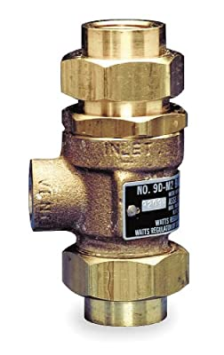 """Watts 9DM2 3/4 Backflow Preventers Dual Check Valve with Intermediate Atmospheric Vent, 3/4"""" Size, Brass from Watts Regulator Company"""