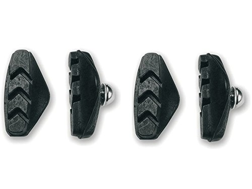 Permanent-Fahrrad 4er Set Rennrad Bremsbeläge Bremsbacken für Shimano 105 Bremsen