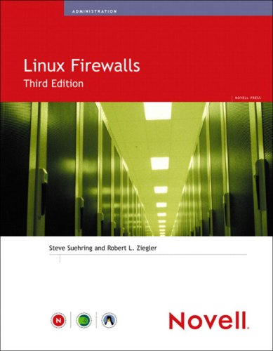 Linux Firewalls (Pearson Professional Education)
