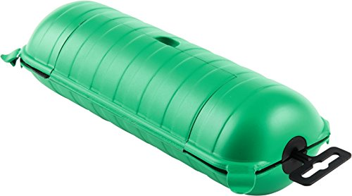 Heitronic 21045 stekkerdoos groen