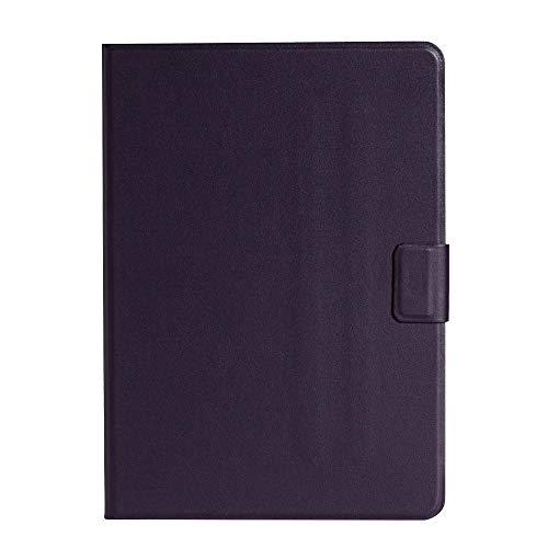 YYLKKB para Samsung Galaxy Tab A 8.0 2019 SM T290 T295 T297 Funda Funda Fashion Wallet Funda para la pestaña Protectora SM-T290 A8.0 Funda de Tableta de Concha-Púrpura_SM-T290 T295