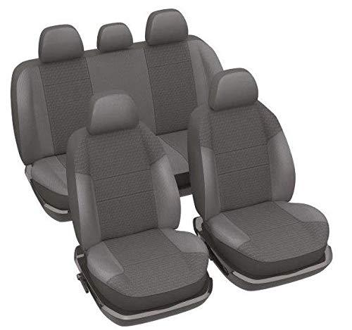 DBS Fundas de Asientos de Coche/Pick Up - A Medida - Rápida instalación - Compatible Airbag - Isofix - 1012675