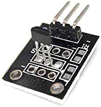 WillBest 3PCS KY-035 3pin KY035 Class Bihor Analog Hall Magnetic Sensor Module