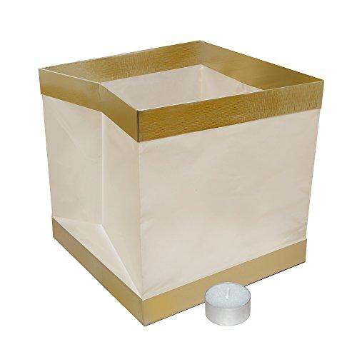 floating lanterns water - 8