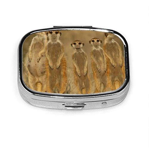 Barber Hairdresser Hair Cutting Comb Print Custom Fashion Silver Square Pill Box Medicine Tablet Holder Wallet Organizer Case for Pocket Or Purse Vitamin Organizer Holder Decorative Box