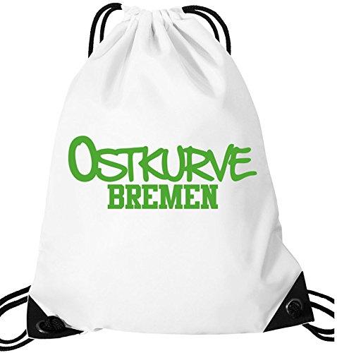EZYshirt® Ostkurve Bremen Turnbeutel