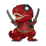 Funko POP Marvel: Deadpool 30th - Dinopool, 54655