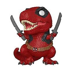 6. Funko Pop! Marvel: Deadpool 30th Dinopool