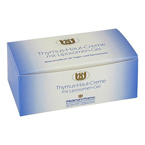 THYMUS HAUTCREME m.Liposom.2x15ml Gel+Creme 50 ml
