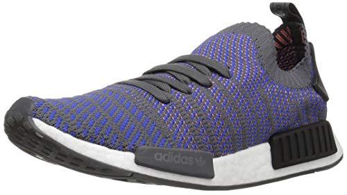 adidas Originals Herren NMD_r1 Stlt Pk, Hi-Res Blue/Black/Coral, 39 EU