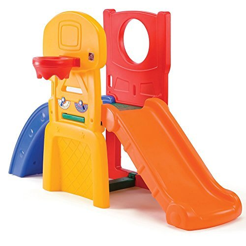 Step2 All Star Sports Climber for Toddlers - Durable Outdoor Indoor Kids Slides...