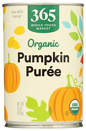 365 Everyday Value, Organic Pumpkin Puree, 15 oz