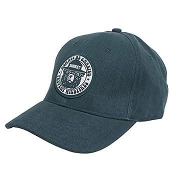 Tee Luv Smokey Bear Hat - Prevent Wildfires Smokey Bear Baseball Cap Forest Green