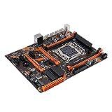 Wtbhd. X99 D4-Motherboard ist eingerichtet für Xeon E5 2620 V3 LGA2011-3 CPU 2 x 4 GB = 8 GB 2400MHz DDR4-Speicher