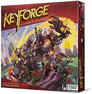 Fantasy Flight Games Keyforge - Juego de Mesa [Castellano]: Amazon.es: Juguetes y juegos