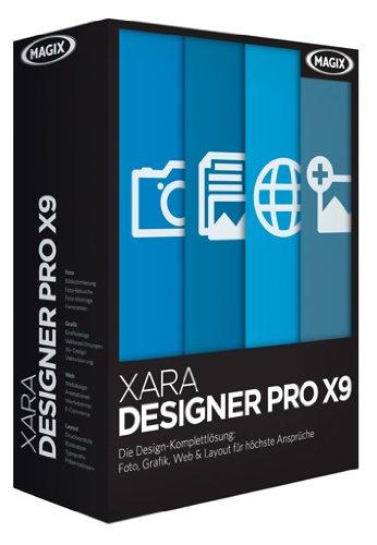 Xara Designer Pro X9 [import anglais]
