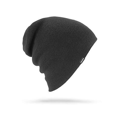 Volcom Herren Modern Beanie, Black, One Size