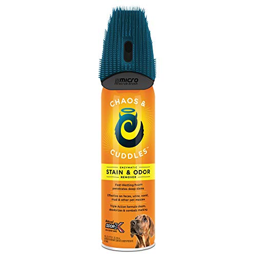 Price comparison product image Chaos & Cuddles 50966 Pet Stain and Odor Remover - 18 fl Oz.