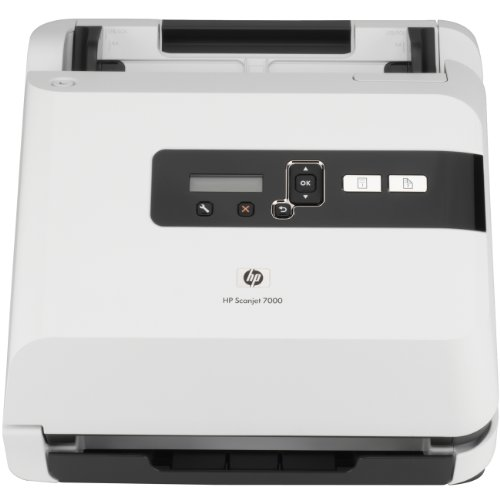 : HP Scanjet L2706ABGJ 7000 Sheet-Feed Scanner : Document Scanners