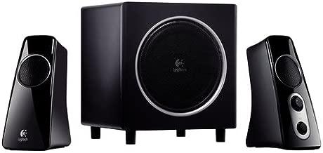 Logitech Z 523 - 2.1-channel PC multimedia speaker system - 40 Watt (total) - Z523 SPK SYS 2.1