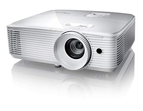 Optoma HD29HLV DLP-Beamer, weiß, FullHD, 4500 ANSI-Lumen, 3D, HDR
