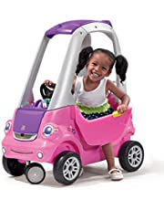 Step2 Easy Turn Coupe - 845300, Pink