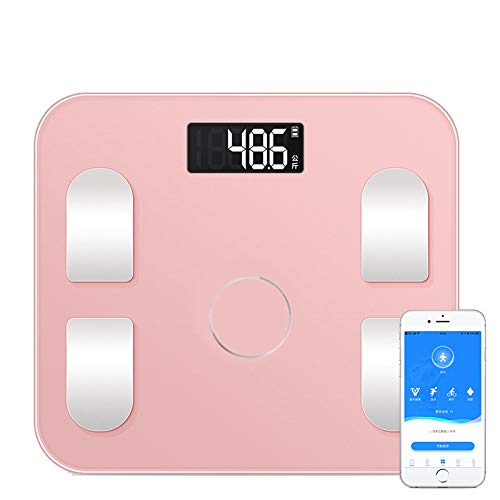 Why Should You Buy Bluetooth Body Fat Scale - Smart Wireless Bathroom Weight Scale Body Composition ...
