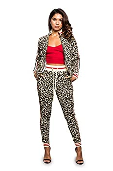 Best cheetah tracksuit Reviews