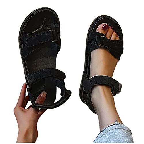 AIchenYW - Sandalias de verano para mujer, talla grande, 2021