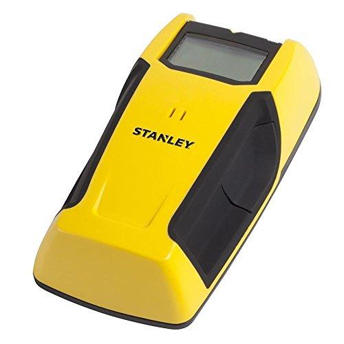 Stanley FatMax FMHT0-77407 detectieapparaat, leidingzoeker, multivinder, houtlocatie (verlicht scherm, LCD-display) Materiaaldetector voor S200.