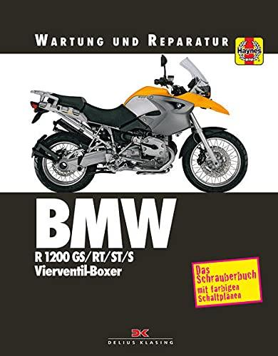 BMW R 1200 GS/RT/ST/S: Wartung und Reparatur