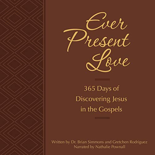 Ever Present Love audiobook cover art
