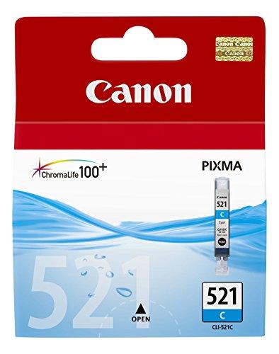 Canon CLI-521C Inkjet/Tintenstrahldrucker Original Tintenpatrone