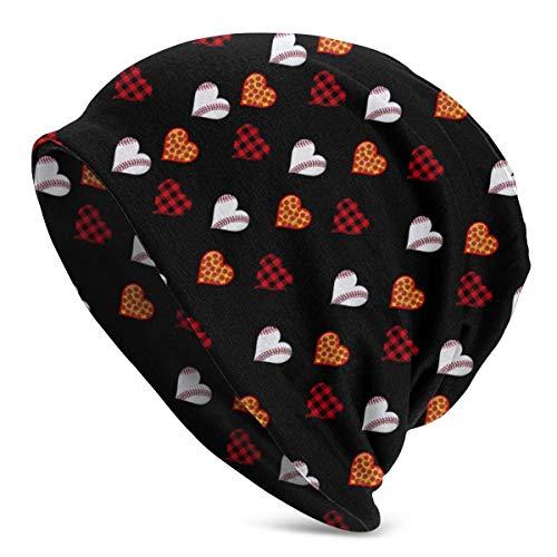 XCNGG Sombreros Gorras Skullies Gorros Women Men Beanie Cap Hip-Hop Skullcap Baggy Knit Hat for Daily Travel