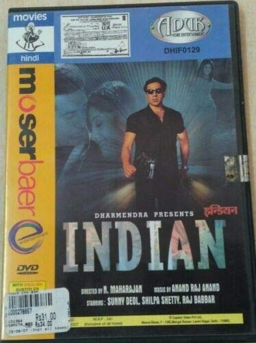 Buy Discount Indian Sunny Deol 2001~ Bollywood Hindi Video CD from India
