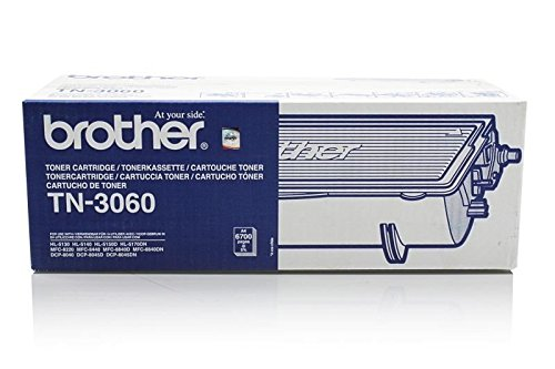 Original Brother TN-3060 /, für HL-5100 Series Premium Drucker-Kartusche, Schwarz, 6700 Seiten