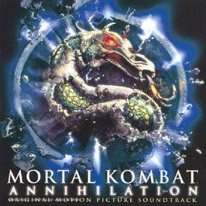 Mortal Kombat Annihilation (Bande Originale du Film)