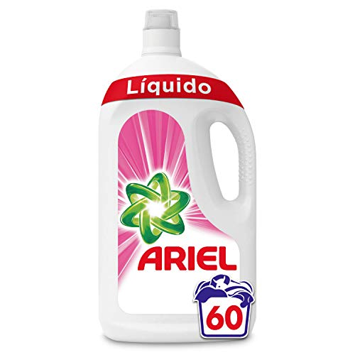 Ariel Sensations Flüssigwaschmittel 3,3 l, 60 Waschgänge, Fleckenentferner auch bei 30 °C
