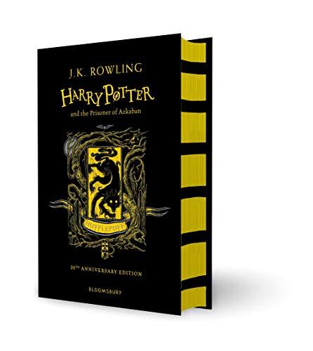 Harry Potter And The Prisoner Of Azkaban - Edición Hufflepuff: 3 (Harry Potter/Prisoner of Azkab)