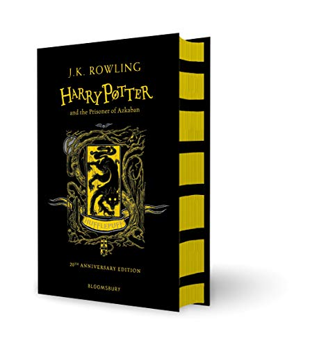 Harry Potter and the Prisoner of Azkaban – Hufflepuff Edition (Harry Potter/Prisoner of Azkab)