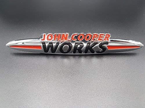 JCW front grill mask emblem badge logo vorne