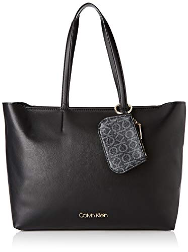Calvin Klein Ck Must F19 Med Shopper, Sacs bandoulière...