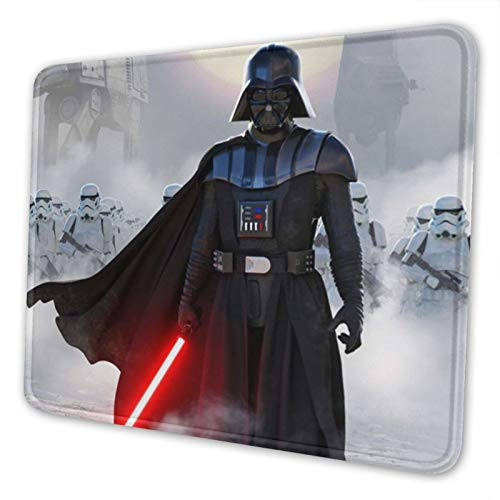 Star Wars Mouse Pad Darth Vader Office Mouse Pad Gaming Mouse Pad Waterproof Mouse Mat Rectangle Mouse Pad