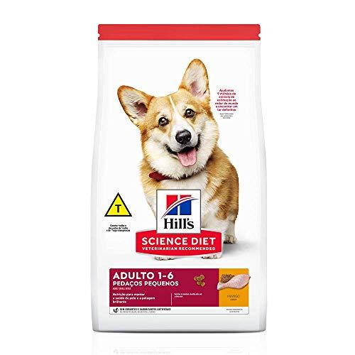 Ração Hill's Science Diet para Cães Adultos Pedaços Pequenos 12kg