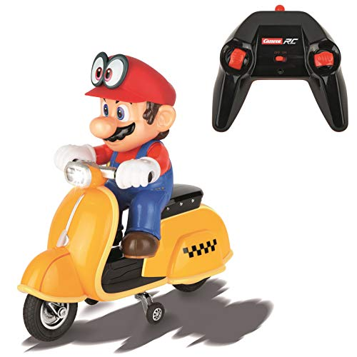 Official Licensed Super Mario Odyssey Scooter