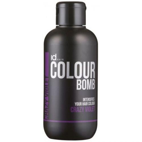 idHAIR Colour Bomb Crazy Violet 788 - Farb-Conditioner, 250ml