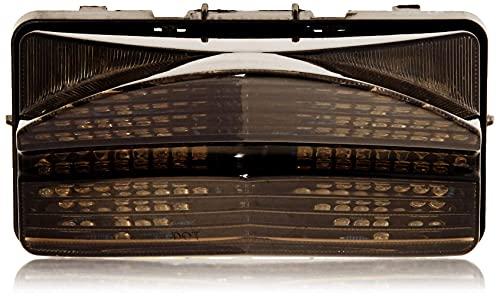 RONGZUN Krator ITL020 Señales de Giro (2001-2003 Honda CBR 600 F4I LED Luces traseras de Freno con Indicadores Integrados Motocicleta de Humo)