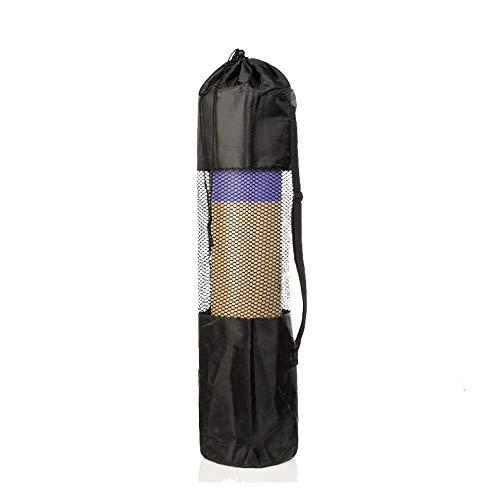 Bolsa de Yoga Pilates Fitness Mat Bag Storage183x61cm Nylon Fitness Yoga Mat Mats Bolsa de Almacenamiento Mochila Alargada Ampliada ZhixinyueRertianjinhuanbakejiyouxiangongsi