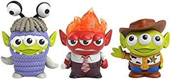 3-Pack Pixar Toy Story Alien Remix Anger Boo & Woody 3
